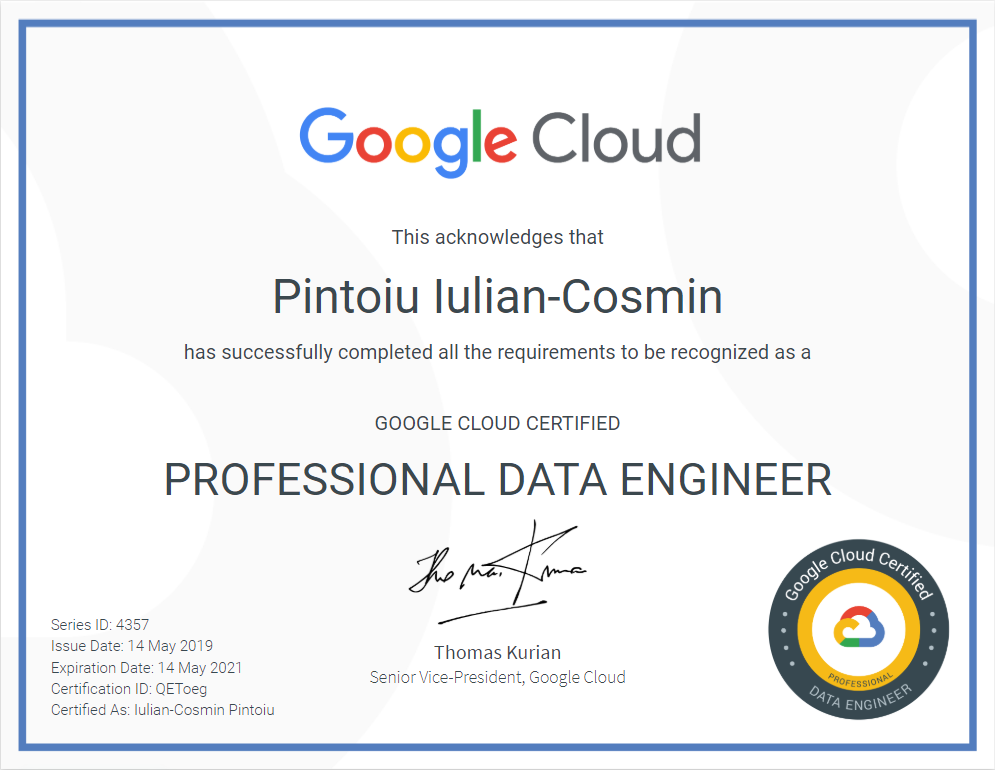 How to prepare for the Google Cloud Data Engineer